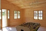 44mm & 68mm Log Cabins thumbnail image 3