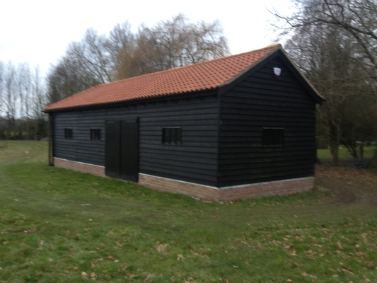Carr Garden Buildings - Agricultural & Commercial