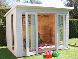 Carr Paint System - Summerhouse
