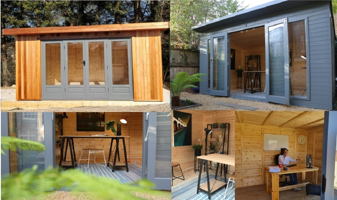 Fully Insulated Home offices