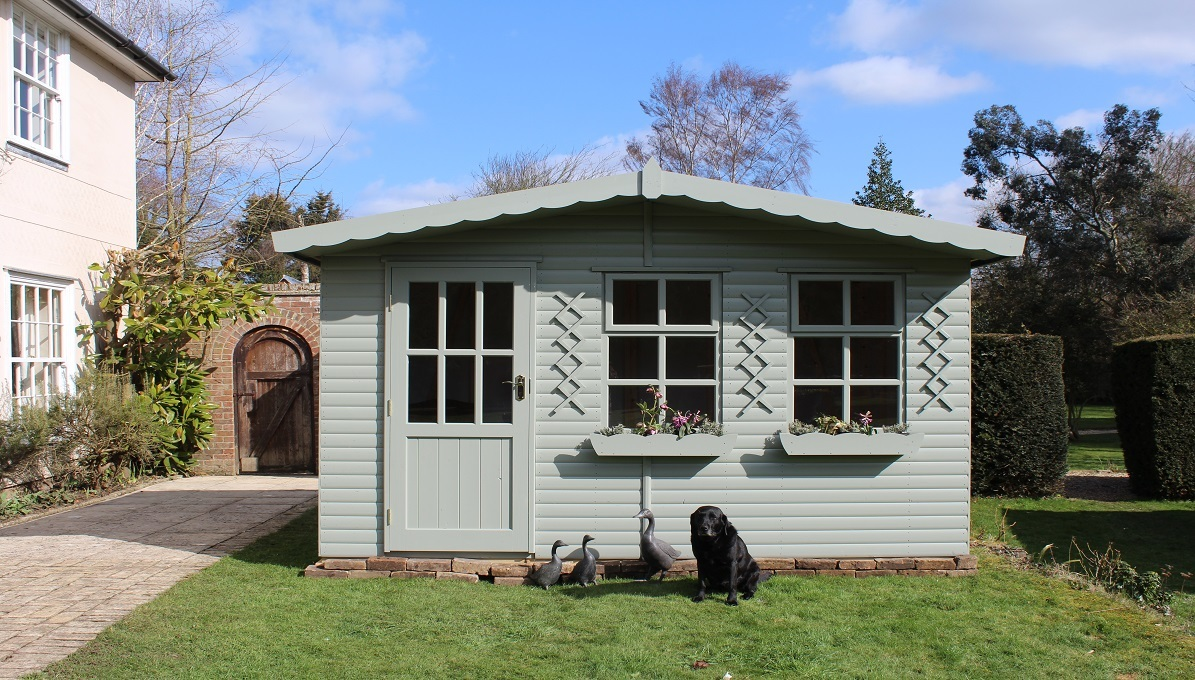 Standard and bespoke sheds