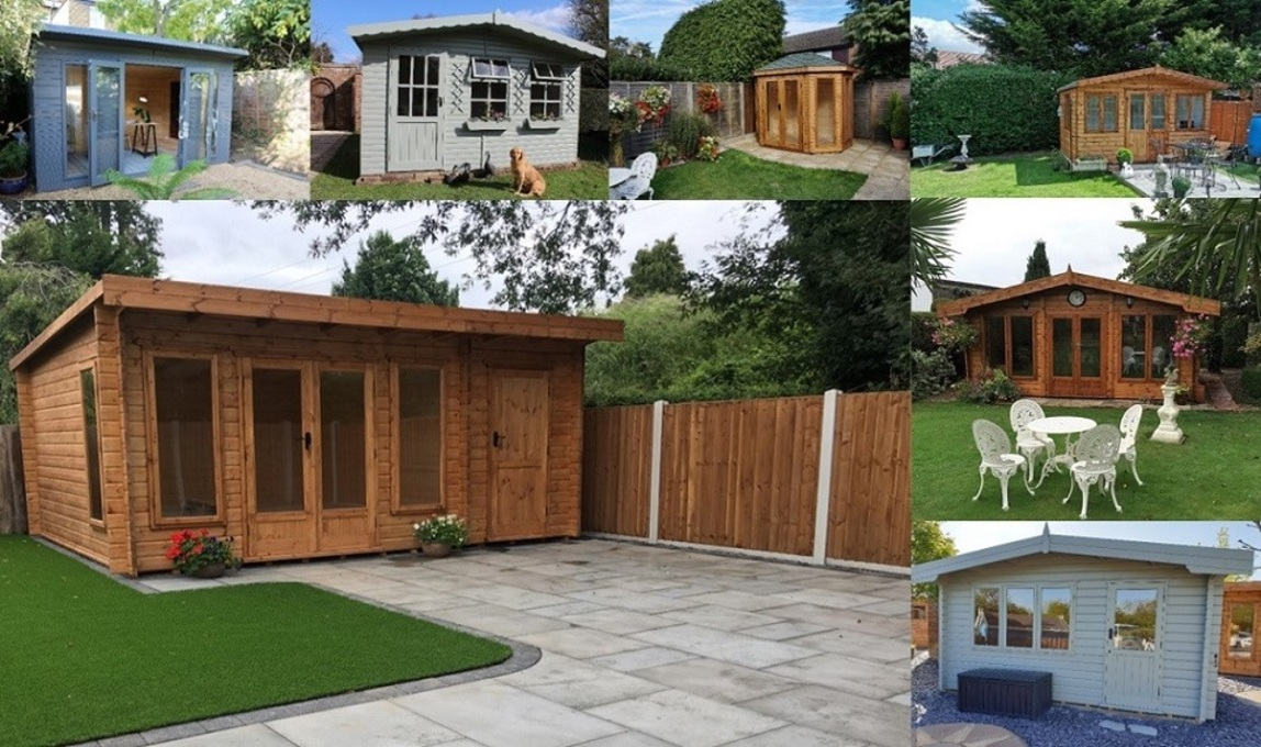 Insulated home offices & 68 mm cabins