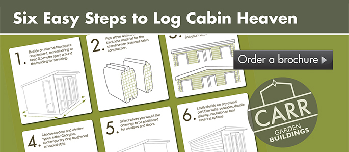 Planning a Log cabin